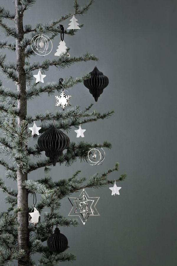 Simple tree decorations for #christmas
