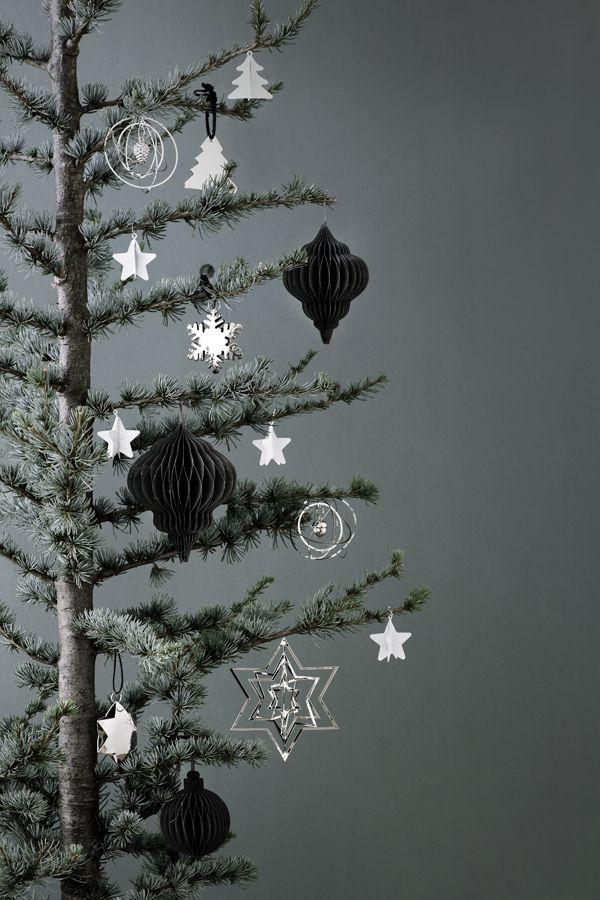 Christmas decorations from Broste Copenhagen