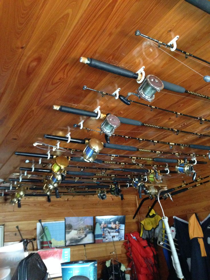 12 best images about tackle room on pinterest garage for The fly fishing shop