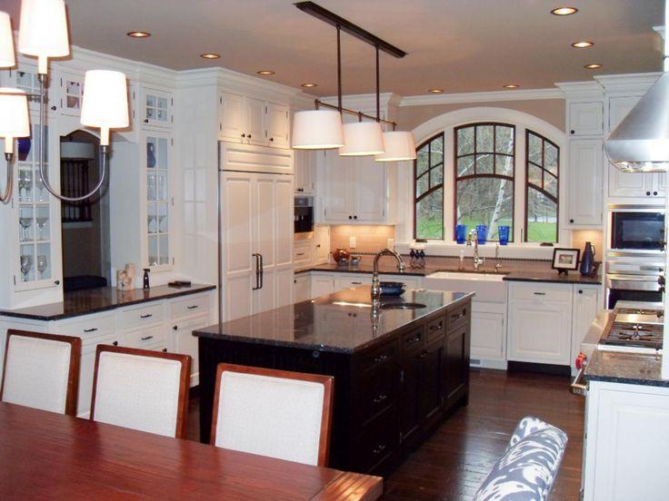 Modern Custom Kitchen 25+ best custom kitchen islands ideas on pinterest | dream
