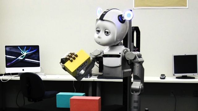 How Robots Are Making Us Happier [video]