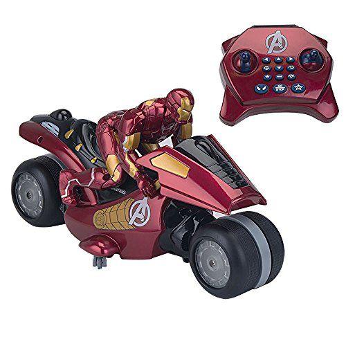 Avengers  Motocicleta Iron Man (Giochi Preziosi 20725)