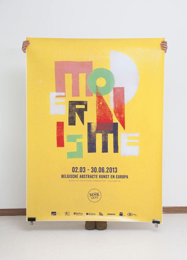 MSK / Museum of fine arts Ghent Belgium on Behance