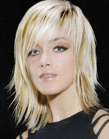 Frisuren Fransig Mittellang Haircuts In 2018 Pinterest Fryzury
