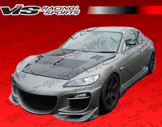 Mazda Razor Front Bumper Vis Racing Sports Inc.