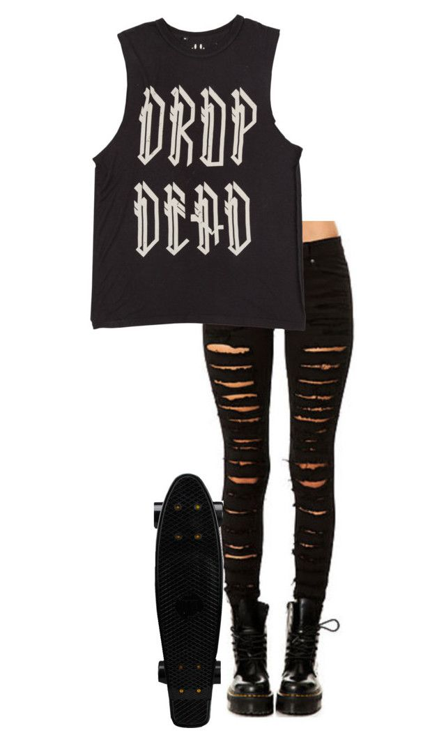 """""""Untitled #593"""" by bands-are-my-savior ❤ liked on Polyvore"""