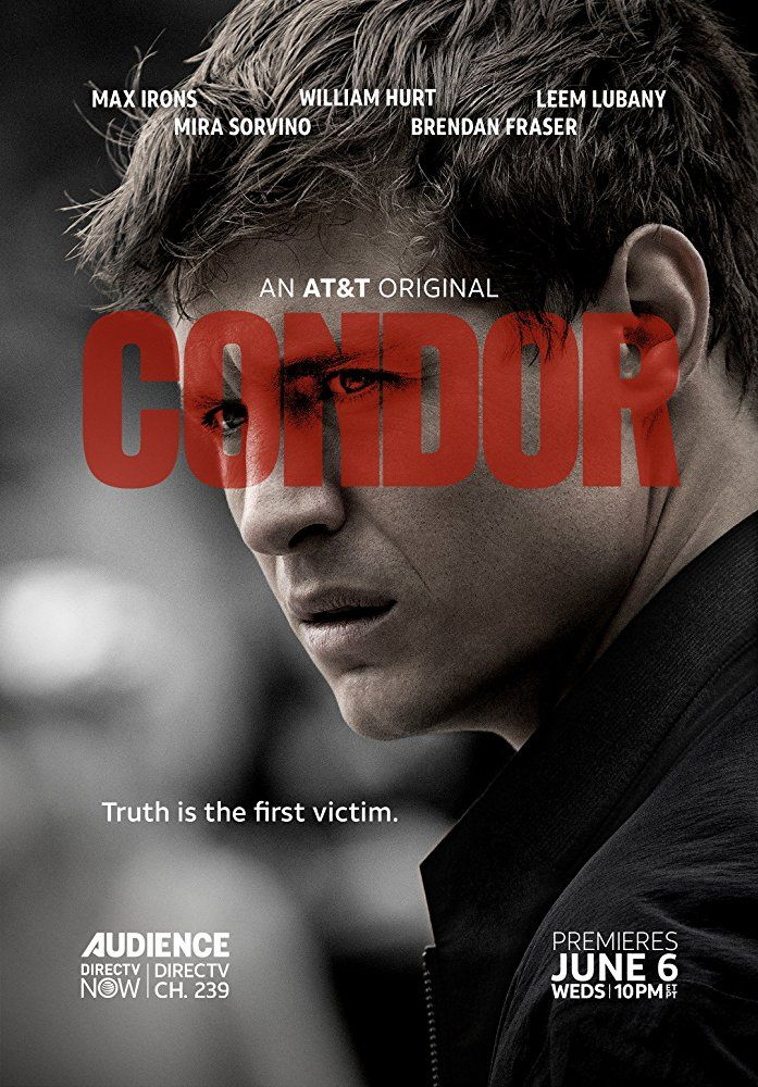 Condor Season 1 Subtitles Max Irons Tv Series To Watch Tv Series