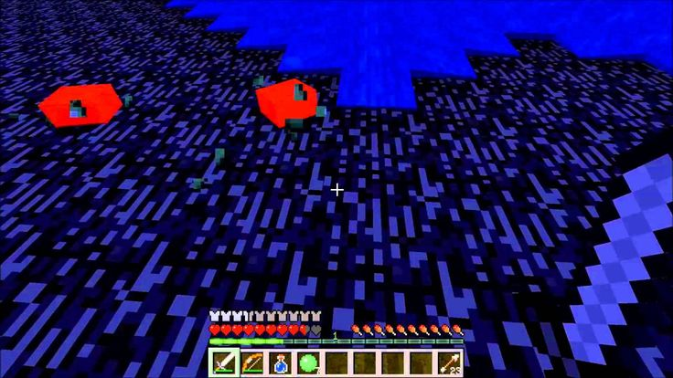 Мой страшный кошмар № 1     (minecraft)