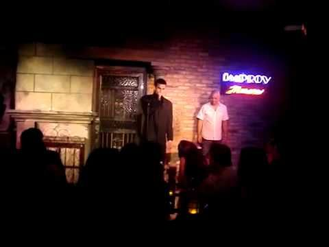 HILARIOUS Beat Box with comedian Jo Koy and H.Y.P.E