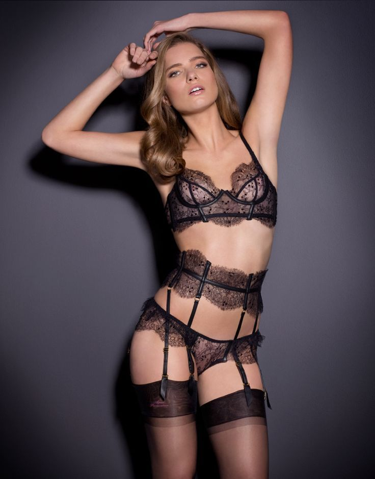 Agent Provocateur Lingerie AW2014 'Adara' Collectio - lingerie party, online lingerie websites, dreamgirl lingerie