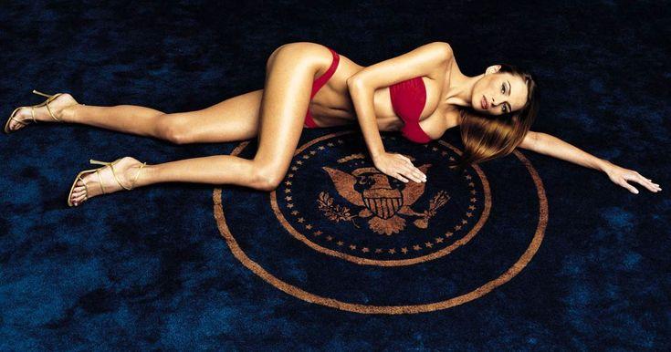 25 Фотографии Мелании, что Дональд Трамп Пожелания не существовало! - Страница 2 - Trending Поп