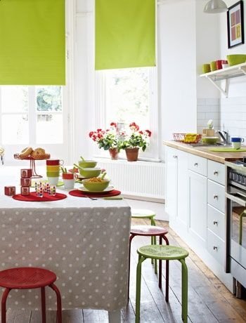Light Bright Kitchen Design Ideas For The Home Pinterest