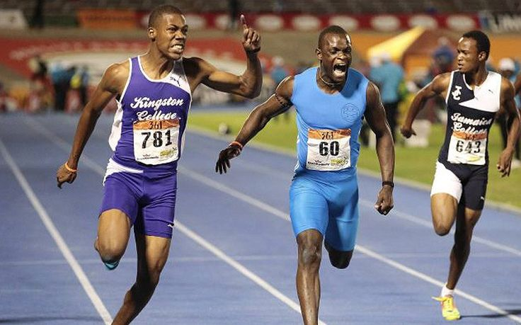 'New Usain Bolt' Zharnel Hughes could represent Team GB in Rio Games Anguillan teenager eligible to represent Team GB in Rio Olympic Games ...