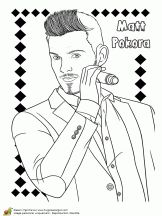 chanteurs a la mode matt pokora