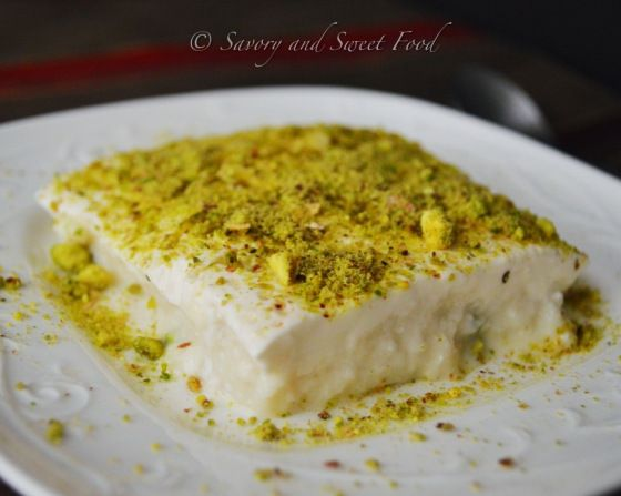 Egyptian dessert recipes easy