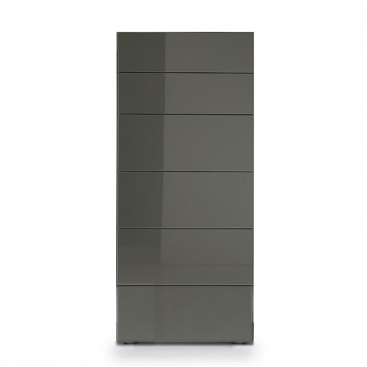 Contemporary tall chest of drawers 'Sophie' by Dall'Agnese