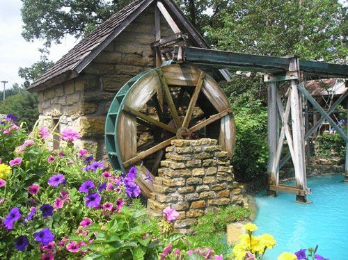 the old log house hastings mn | And right beside that is the old flour mill and water wheel. Lots of ...