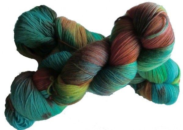 Cabito - Eternity   Handpainted yarn