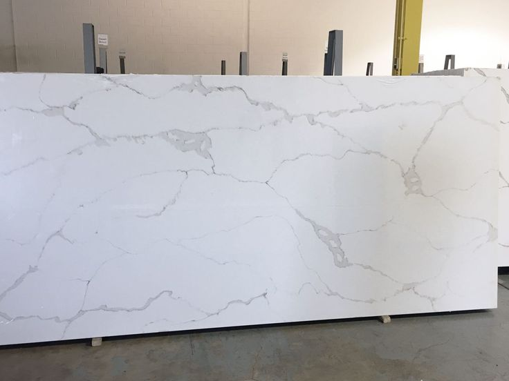 Bianco Carrara Quartz for Kitchen Counters . AMF Brothers Granite Countertops and Quartz Countertops.