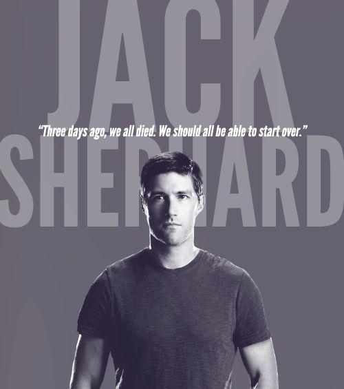 Dekolette, Favorite TV Characters - Jack Shephard [Lost, ABC]