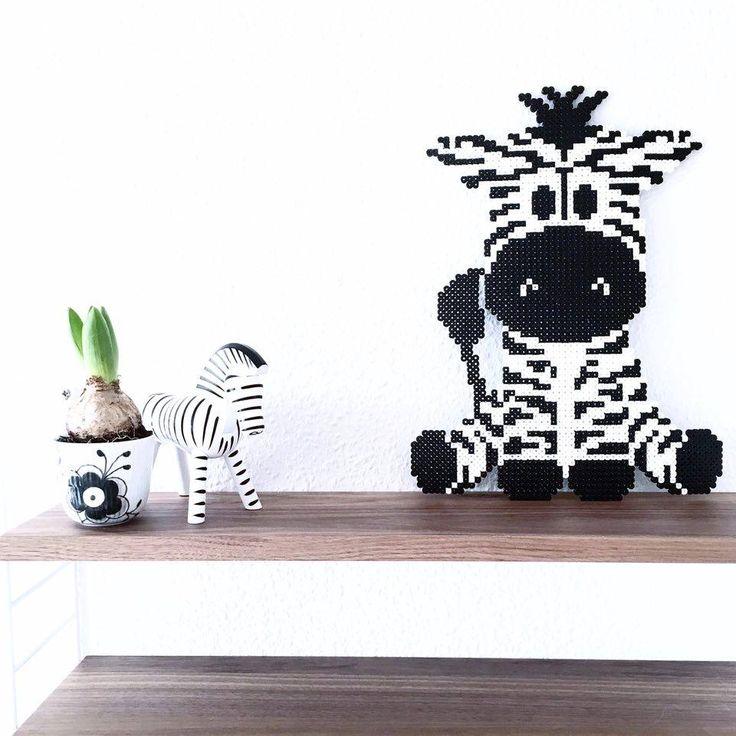10 mønstre til perleplade | Kreativ med ungerne