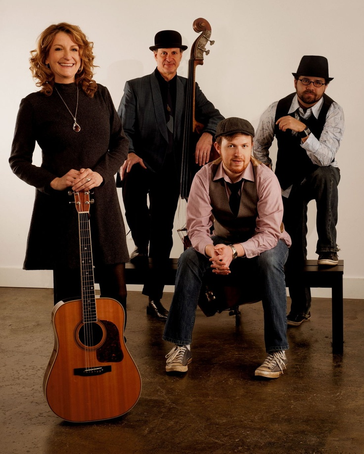 September 5th / The Claire Lynch Band (USA): The only concert of the famous bluegrass band in Czech Republic within the frame of their upcoming European tour, live at http://www.eurocentrumjablonec.cz/