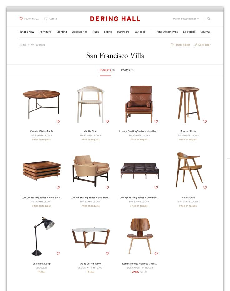 21a favorites folder.png / 2015 dering hall — AREA 17 — Project archive
