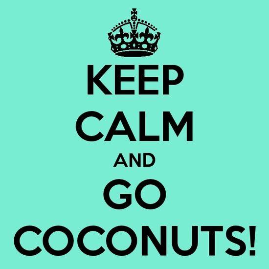Coconut quote