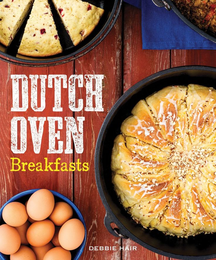 17 Best Images About Outdoor Dutch Oven Cookbooks On