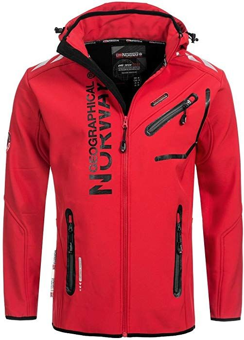 Turbo Norway Rainman Chaqueta Geographical Softshell Hombre Outdoor Ygq0ad8