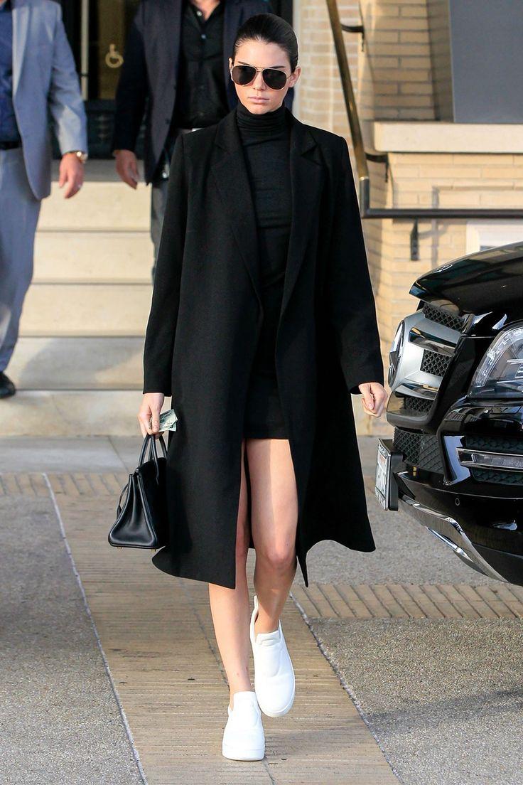 Kendall Jenner's Style File Glamour Magazine UK waysify