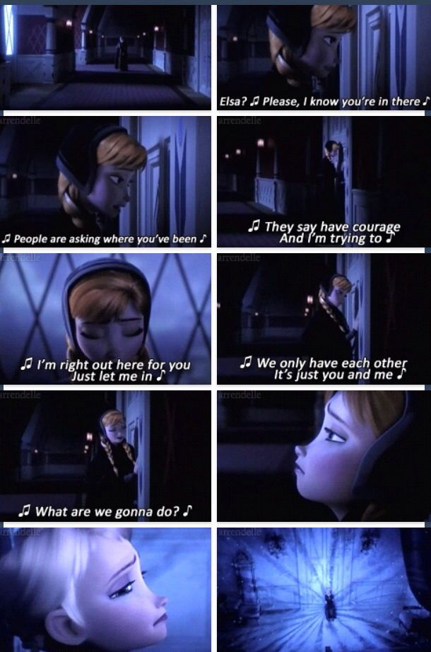 Do you want to build a snowman?