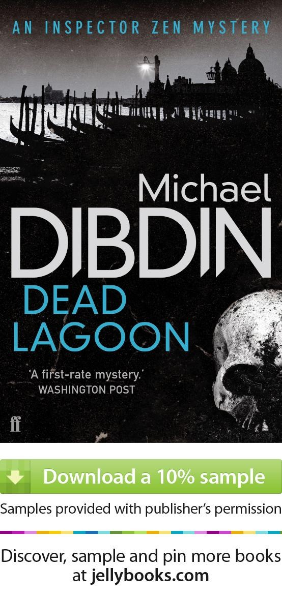 'Dead Lagoon' by Michael Dibdin - Download a free ebook sample and give it a try! Don't forget to share it, too.