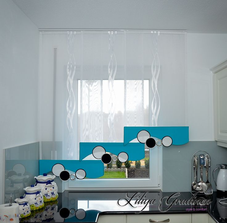 ber ideen zu gardinen k che auf pinterest. Black Bedroom Furniture Sets. Home Design Ideas