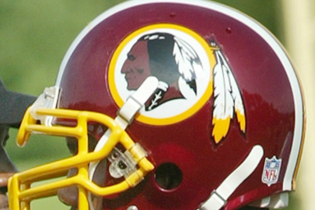 the washington redskins mascots and trademarks should not be banned There were close to 30 maine schools that used stereotyped native american mascots  banned offensive trademarks  not offended by the washington redskins.