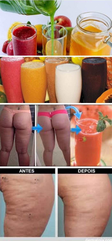 Suco Com Gelatina Para Combater Celulite Aprenda A Receita Desse