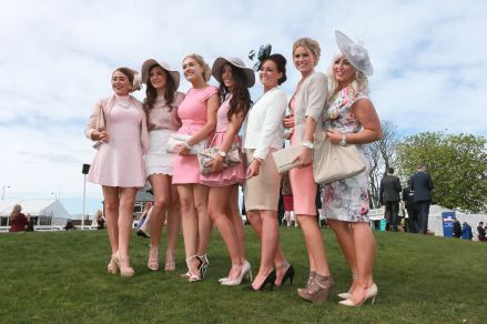 Horse Racing - The Crabbie's Grand National 2014 - Ladies Day - Aintree Racecourse