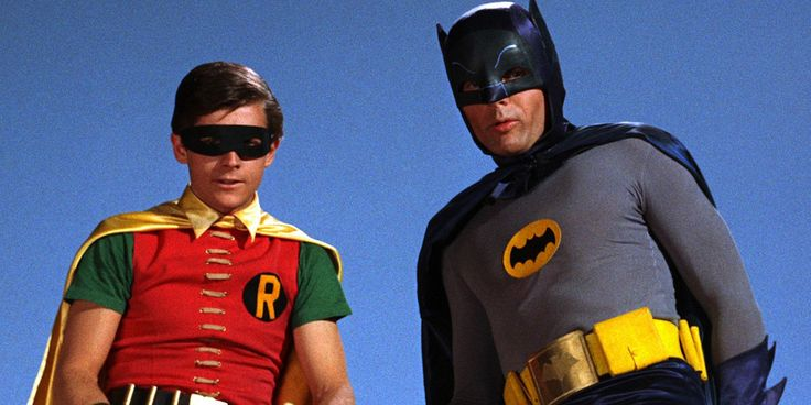 Batman: Adam West and Burt Ward Appearing At Silicon Valley Comic Con