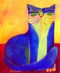 Resultado de imagem para aldemir martins os tres gatos