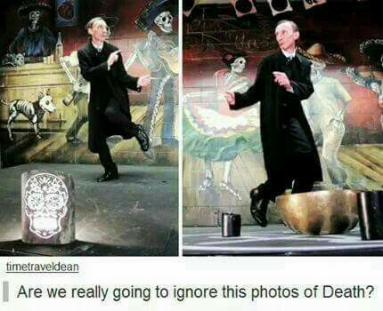 Death is awesome