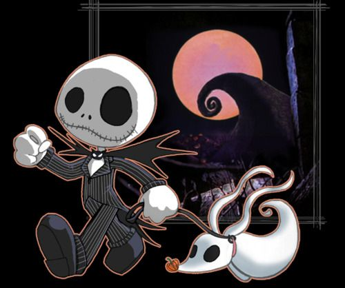 108 best nightmare before christmas images on pinterest nightmare jack zero so chibi find this pin and more on nightmare before christmas publicscrutiny Images