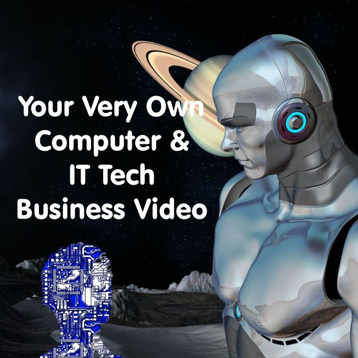 Computer repair business video branded to your Tech business HD Quality #AlienEagle