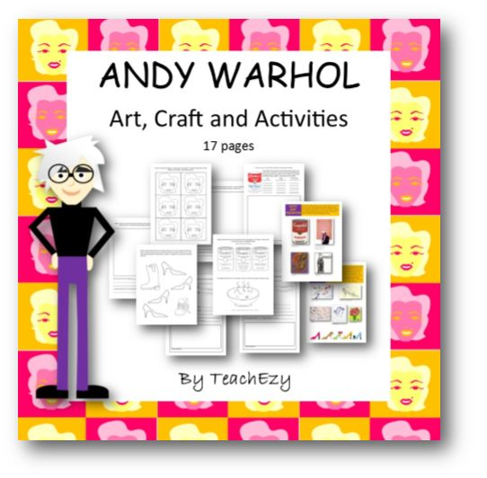 andy warhol a short biography A biography of andy warhol $649 $ 6 49 prime free shipping on eligible orders in stock 4 out of 5 stars 1 andy warhol (getting to know the world's greatest artists.