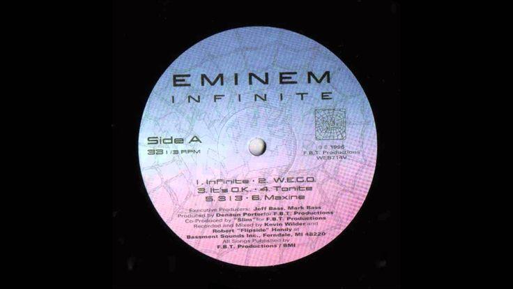 Eminem - Infinite full album (best quality on earth)