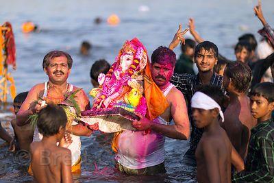 Mumbai - Ganpati Festival