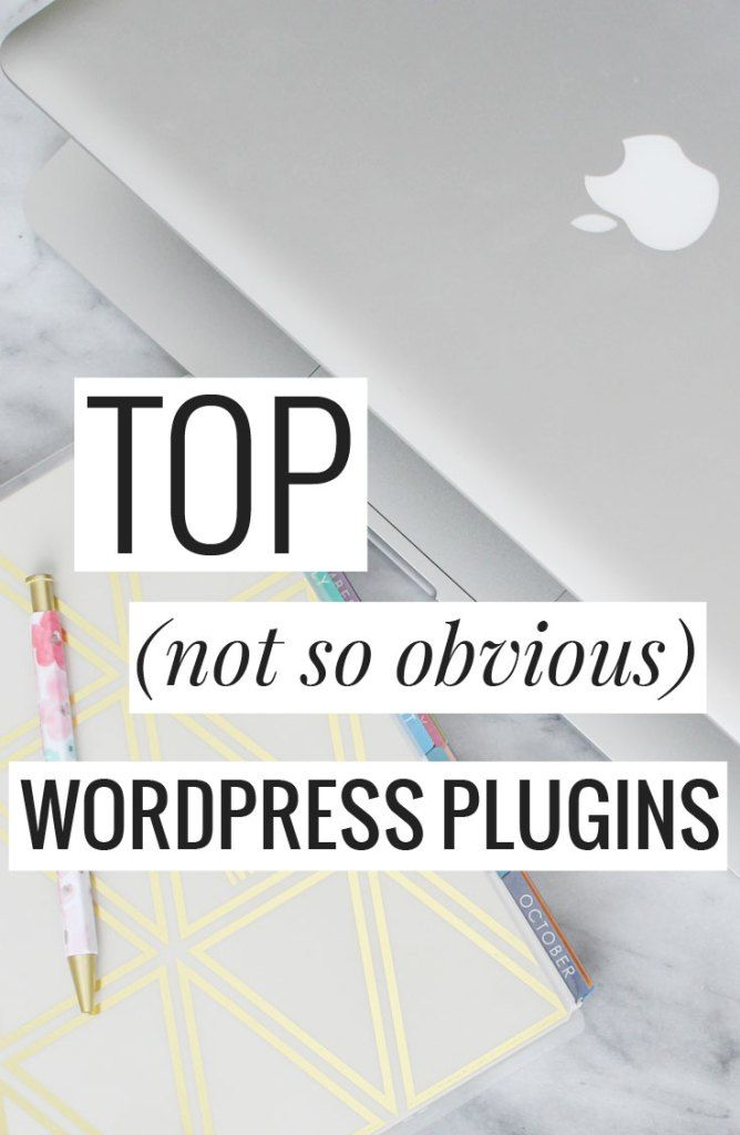 @beyjess12 // Here are some suggestions for Wordpress plugins that aren't always so obvious.