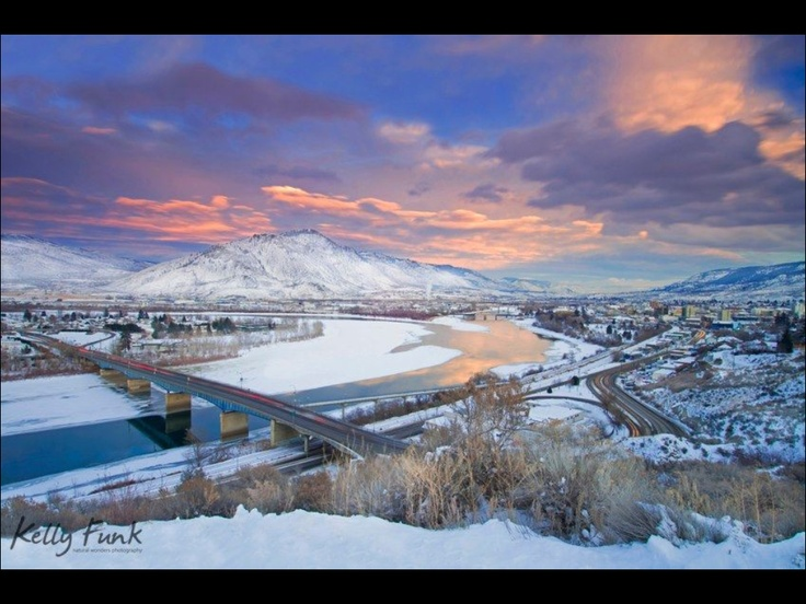 Kamloops by Kelly Funk -- Curated by: Desert City Security Inc. | 2277 Turnberry Place, Kamloops, Bc, V1S 1S8 | 250-828-8778
