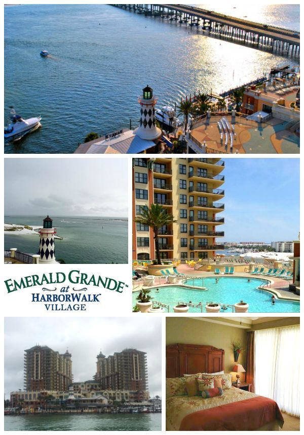 Emerald Grande Hotels In Destin Florida