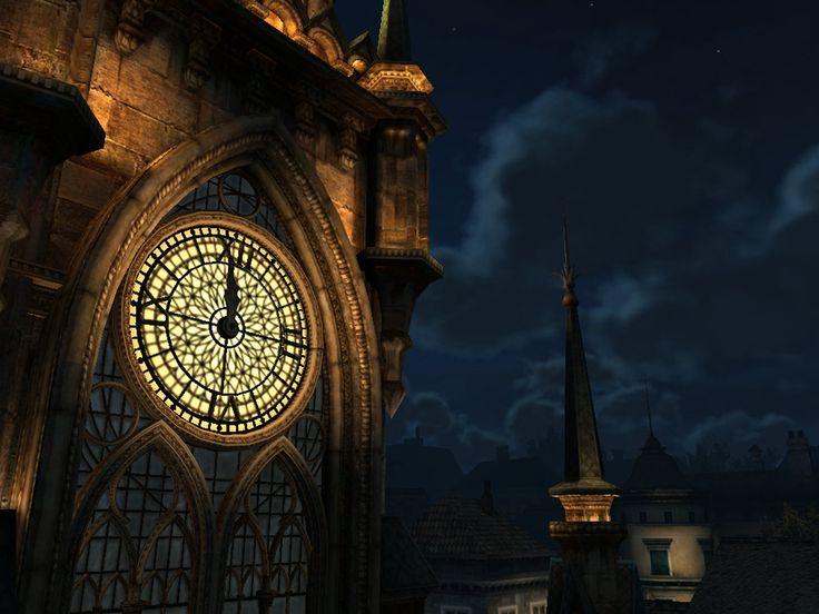 clock tower 2 by indigodeep.deviantart.com on @deviantART