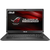 Laptop ASUS G750JM-T4117D, Intel Core i7-4700HQ, 1TB HDD+256GB SSD, 16GB DDR3L, nVidia GeForce GTX860M 2GB, FreeDOS